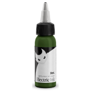Tintas Electric Ink - ELECTRIC INK INDÚSTRIA E COMÉRCIO - Verde Musgo - 30ml