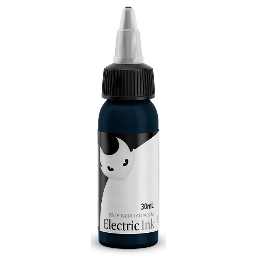 Tintas Electric Ink - ELECTRIC INK INDÚSTRIA E COMÉRCIO - Midnight Blue - 30ml