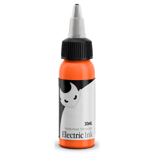 Tintas Electric Ink - ELECTRIC INK INDÚSTRIA E COMÉRCIO - Pêssego - 30ml