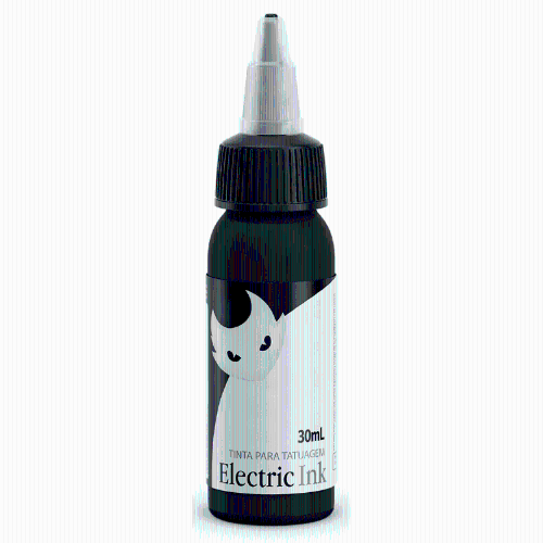 Tintas Electric Ink - ELECTRIC INK INDÚSTRIA E COMÉRCIO - Set Sumi 3 - 30ml