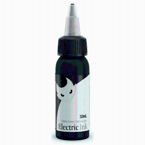 Tintas Electric Ink - ELECTRIC INK INDÚSTRIA E COMÉRCIO - Set Sumi 4 - 30ml