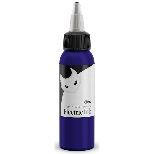 Tintas Electric Ink - ELECTRIC INK INDÚSTRIA E COMÉRCIO - Azul Royal - 60ml