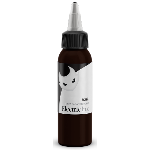 Marrons - ELECTRIC INK INDÚSTRIA E COMÉRCIO - Chocolate - 60ml