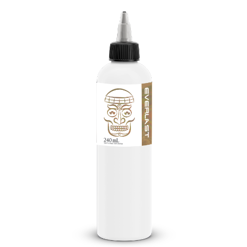 Tintas Everlast - ELECTRIC INK INDÚSTRIA E COMÉRCIO - True White - 240ml