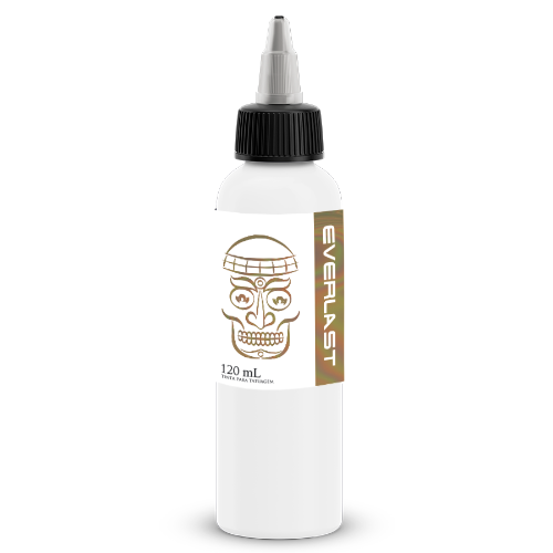 Tintas Everlast - ELECTRIC INK INDÚSTRIA E COMÉRCIO - True White - 120ml