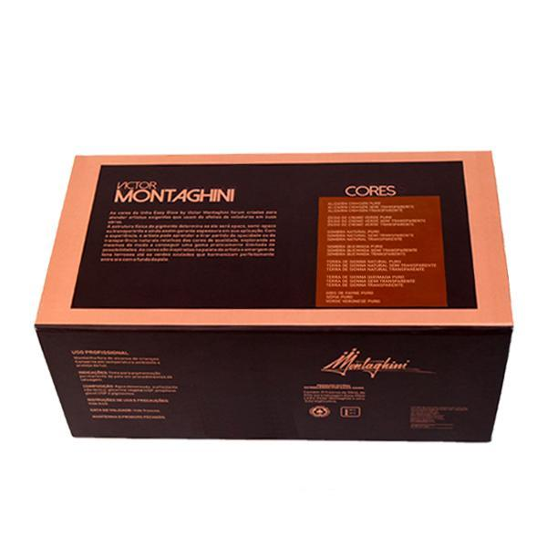 Set Victor Montaghini - 30ml (21 Cores)